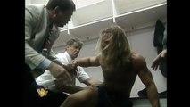 Shawn Michaels Shoves Vince McMahon - July 21, 1997