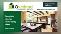 Complete Interior Remodeling Services by Overland Remodeling