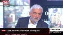 Pascal Praud pose une question indiscrète à Raquel Garrido et se fait recadrer par un chroniqueur (vidéo)