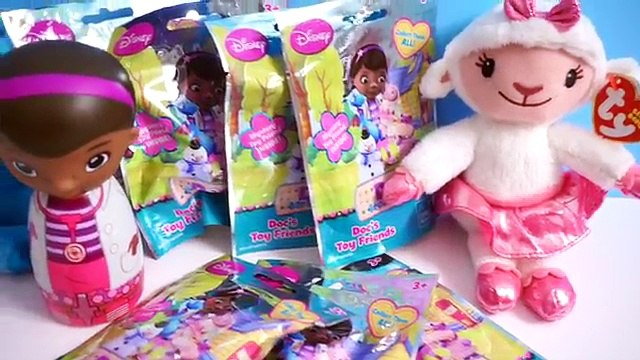 Des sacs aveugle boîte de amis Monsieur jouets Doc mcstuffins disney jr lambie kirby surprise docs openi