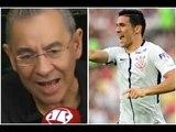 """""""Quando Corinthians faz um gol, um abraço!"""", elogia Flavio Prado"""