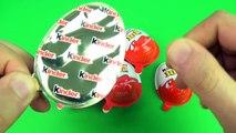 Âge et fou des œufs amis complet de la glace joie à Il Kidschanel kinder surprise 5 surprise de collection