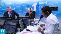 """Bruno Le Maire : """"avec Nicolas Sarkozy, nous nous aimons bien"""""""