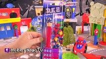 Arrêter le plus grand par par Oeuf jouets mondes Trixie surprise lego nerf police hobbykidstv
