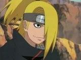 Naruto Shippuden Tribute To Deidara- Itachi- Kisam -from www