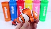 Colores lápices de colores huevos huevos huevos Aprender aprendizaje patrulla pata sorpresa juguetes vídeo Patrulla canina color fo