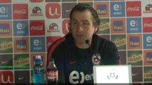 """Transferts - Pizzi: """"Sanchez a d'excellentes options pour son avenir"""""""