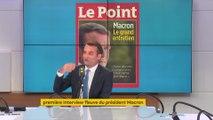 """Macron veut que les """"un peu moins pauvres financent les plus pauvres"""", selon Florian Philippot"""