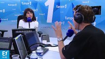 """Estelle Denis : """"J'adorerais avoir Nicolas Sarkozy et François Hollande"""" dans mon émission"""