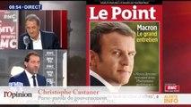 Éric Woerth: «Je ne sais pas pourquoi Macron en veut autant aux retraités»