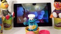 Biscuit cuisine ré cuisine monstre porc jouer avec Doh Peppa Chef Ensemble de jeu 11 pièces nickelodeon