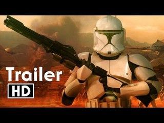 Star Wars: Attack of The Clones - Modern Trailer