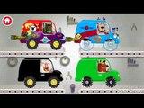 Car Games 2017 | Garage Pepi Car Driving for Kids Truck Driver | Fun Kids Games