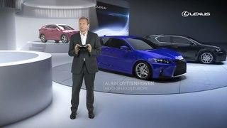 Lexus at IAA 2017 Trailer
