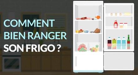Comment ranger son réfrigérateur ?
