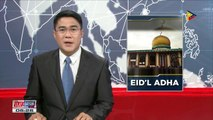 Pangulong Duterte, nakiisa sa pagdiriwang ng Eid'l Adha