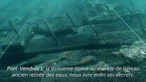 L'épave romaine Port-Vendres 1 : bande-annonce