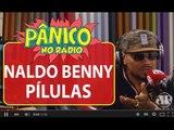 Naldo Benny fala da relação com seu filho Pablo e grava faixa com primogênito em disco | Pânico