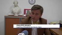 Hautes-Alpes : la rentrée des profs' font leur rentrée ce vendredi