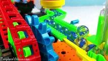 Tout petit apprentissage vidéo pour enfants bébés enseigner les couleurs enfants jouet marbre labyrinthe courir course