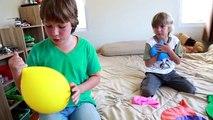Des ballons écrasements drôle vidéo eau enfants pour avec ballons géants ballons deau Bursting vidéo