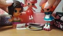 Aventura de hermanas el dos aventura de dibujos animados lalalupsi dos hermanas Lalaloopsy 1 serie