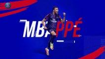 Bienvenue Kylian Mbappé !