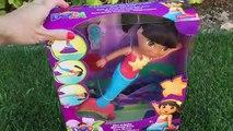 Mermaid Dora The Explorer Dive & Swim Doras Mermaid Adventures Dora Sirena Nadadora Fishe