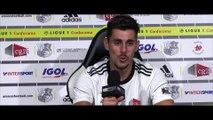 Les premiers mots de Danilo Avelar à l'Amiens SC
