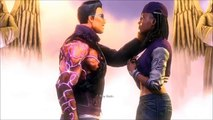 Saints Row Gat Out of Hell Ending - All Endings Final Boss Satan Gat Out of Hell All 5 End