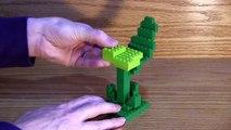 Un et un à un un à de Comment faire faire plantes à Il contre des morts-vivants Lego peashooter