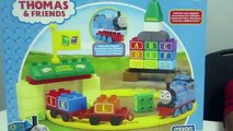 Learn Colors with MEGA BLOKS Building Blocks Toys for Children Toddlers Baby Blocks ABC Su