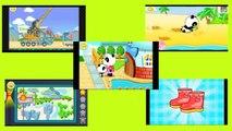 Pour dessins animés soin du bébé panda panda 3 enfants Kiki babybus kiki dr panda kiki