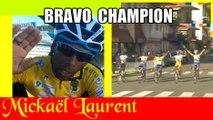 Le Martiniquais: MICKAËL LAURENT, premier coureur à remporter  3 fois le tour de Guyane.