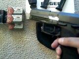 RUGER SR22 .22LR HANDGUN FOR SELF DEFENSE, CONCEALED CARRY, HOME DEFENSE