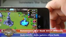 Summoners War Hack 2017  - Free Mana & Crystals Hack