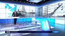 """""""Grandes Voiles"""" du Havre : les plus beaux vieux gréements du monde présentés au public"""