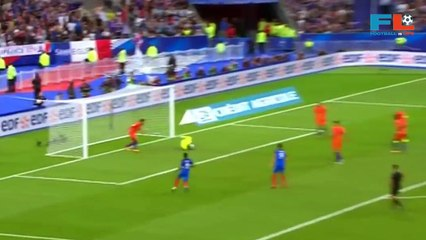 France vs Netherlands 4-0 - All Goals & Highlights - 31-08-2017 HD