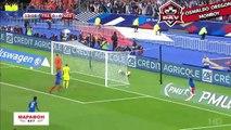 Les 4 buts de la France contre les Pays Bas !