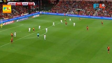 Belgium vs Gibraltar 9-0 • All Goals • World Cup 2018 Qualifiers