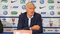 """France-Pays-Bas (4-0) – Deschamps : """"On est mieux après ce match qu'avant !"""""""