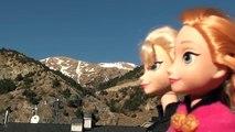 Et gelé moi moi montagne Nord prendre le le le le la à Il vers le haut en haut Anna kristoff