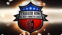 Traxxas BIGFOOT & Axial SMT10 Max D Tests Trigger King R C Monster Trucks
