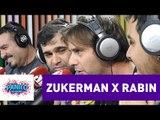 Batalha de Rimas: Daniel Zukerman X Fábio Rabin | Pânico