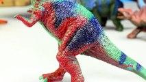 Et dinosaure dinosaures pour enfants lumière son jouet jouets en marchant │t-rex spinosaurus velocira