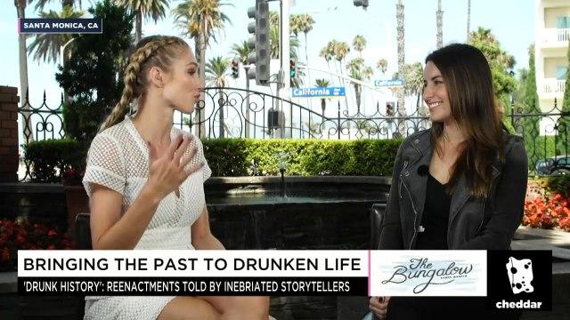 Bringing Drunken Stories to Life
