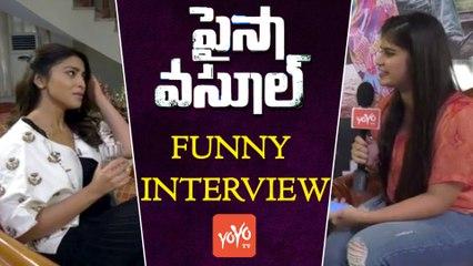 Paisa Vasool Movie Actress Shriya Saran Exclusive Chit Chat | Balakrishna | Puri Jagannadh | YOYO TV Channel