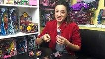 Interesantes afortunados abiertos de 8 a 15 huevos, huevos de chocolate con una sorpresa Monster High Monster