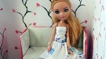 Video para lo fácil que es coser un vestido, blusa de la muñeca con sus propias manos las niñas ♥ ♥ manos de bricolaje Ideas