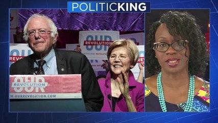 Nina Turner talks about refueling the Bernie Sanders 'revolution'